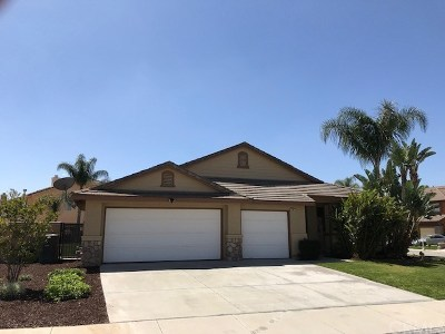 Eastvale Single Family Home For Sale: 12677 Hungarian Street