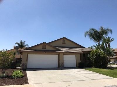 Eastvale Single Family Home For Sale: 12677 Hungarian Street