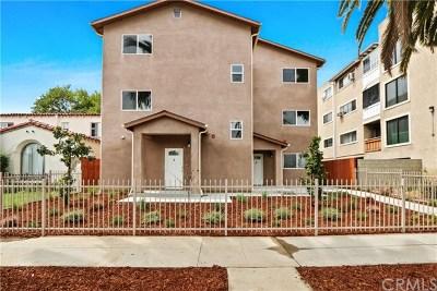 Long Beach Multi Family Home For Sale: 1719 Cedar Avenue