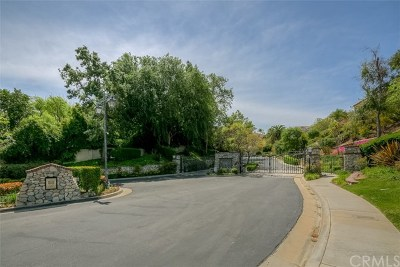 Chino Hills Single Family Home For Sale: 13958 Break Of Day Court
