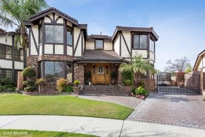 Cerritos Single Family Home For Sale: 19001 Fikse Lane