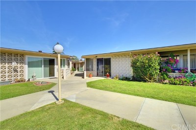 Seal Beach CA Co-op For Sale: $224,900