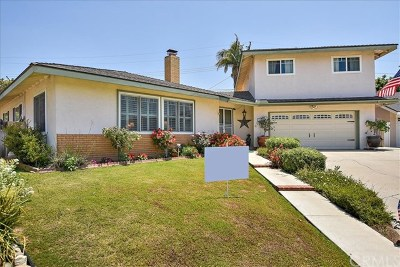 La Habra Single Family Home For Sale: 9145 W. Sharon Way
