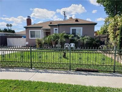 Buena Park Single Family Home For Sale: 6081 Homewood Avenue