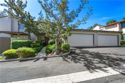 Anaheim Hills Single Family Home For Sale: 5640 E Plaza De Flores