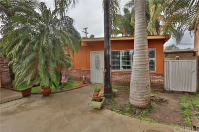La Puente Single Family Home For Sale: 513 Dunsview Avenue