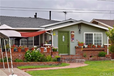 La Habra Single Family Home For Sale: 221 N Euclid Street