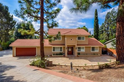 Fullerton Single Family Home For Sale: 812 Ride Out Way