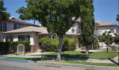 Los Angeles Multi Family Home For Sale: 6179 Allston Street