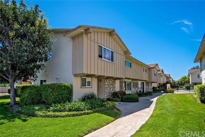 Fountain Valley Condo/Townhouse For Sale: 11115 Slater Avenue