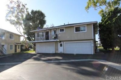 Huntington Beach Condo/Townhouse For Sale: 16658 Arbor Circle #120D