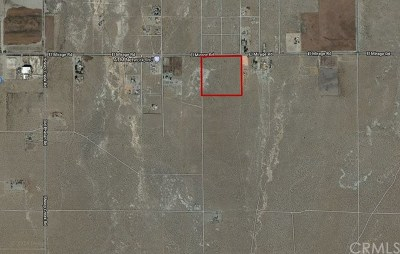 Adelanto Residential Lots & Land For Sale: 4901 El Mirage Road