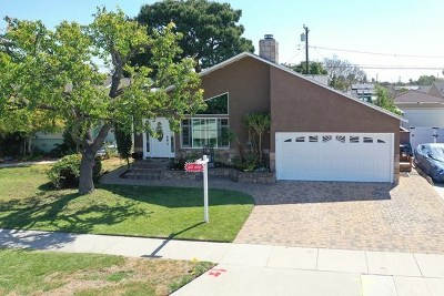 Los Angeles County Single Family Home For Sale: 3826 McNab Avenue