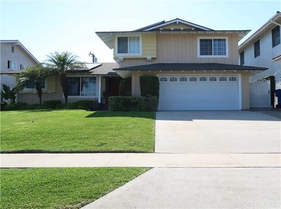 La Habra Single Family Home For Sale: 741 Mariposa Street