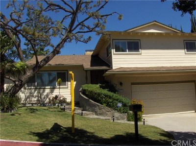 Whittier Single Family Home For Sale: 5528 Arrambide Drive