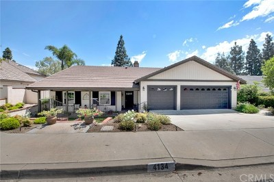 Yorba Linda Single Family Home For Sale: 4134 Beech Avenue