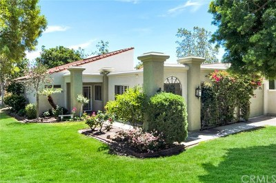 Laguna Woods Condo/Townhouse For Sale: 3521 Bahia Blanca W #A
