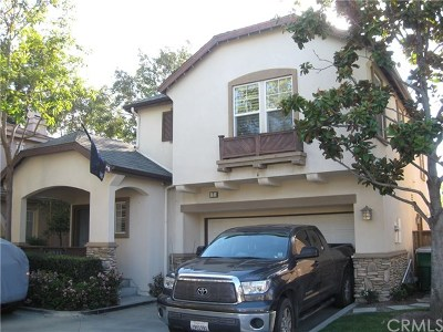 Ladera Ranch Condo/Townhouse For Sale: 7 Iron Horse