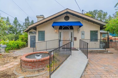 Orange Single Family Home For Sale: 409 S Hill Street