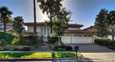 Yorba Linda Single Family Home For Sale: 4091 Winterhaven Street
