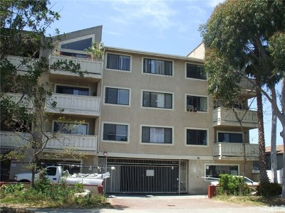Long Beach Condo/Townhouse For Sale: 1723 Cedar Avenue #106