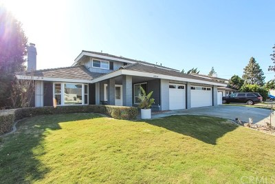 Fountain Valley Single Family Home For Sale: 18541 Santa Tomasa Circle