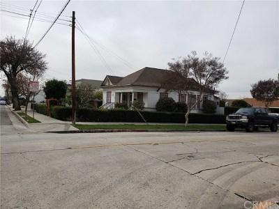 Whittier Single Family Home For Sale: 12420 Penn Street