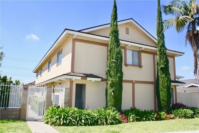 Whittier Rental For Rent: 12423 Breezewood Drive #2
