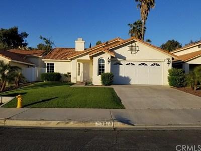 Moreno Valley Single Family Home For Sale: 23618 Tonada Lane