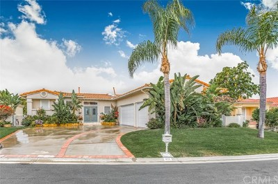 Rancho Palos Verdes Single Family Home For Sale: 49 Via Malona