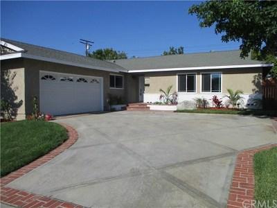 Anaheim Single Family Home For Sale: 218 N Siesta Street