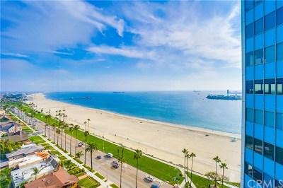 Long Beach Condo/Townhouse For Sale: 2999 E Ocean Boulevard #1640