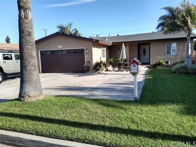 Garden Grove Single Family Home For Sale: 12692 Ranchero Way