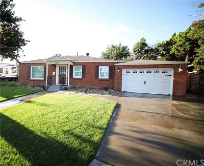 Buena Park Single Family Home For Sale: 8211 Circle C