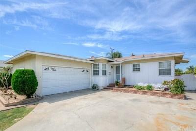 Whittier Single Family Home For Sale: 10815 La Cima Drive
