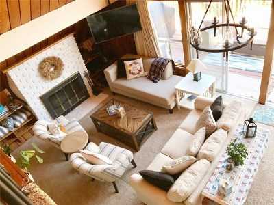 Lake Arrowhead Single Family Home For Sale: 27946 St Bernard Lane