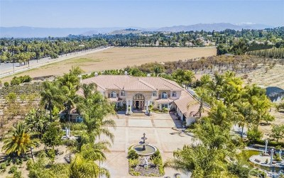 Beaumont, Corona, Hemet, Lake Elsinore, Menifee, Moreno Valley, Murrieta, Perris, Riverside, San Jacinto, Temecula Single Family Home For Sale: 2085 Kitchener Street