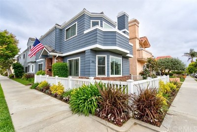 Seal Beach Single Family Home For Sale: 201 7th Street