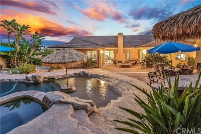 Yorba Linda Single Family Home For Sale: 21055 Via Toledo