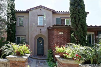 Irvine Condo/Townhouse For Sale: 25 Hathaway