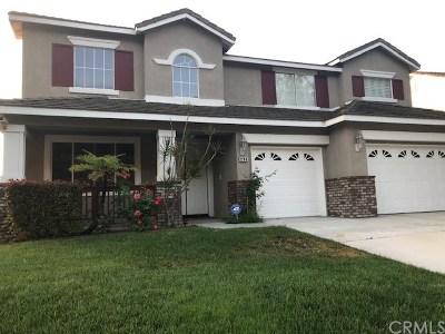 Corona Single Family Home For Sale: 1244 Tesoro Way