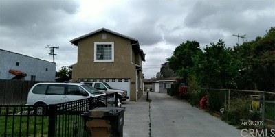 Pico Rivera Single Family Home For Sale: 4723 Ivy Street