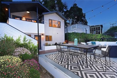Single Family Home For Sale: 3813 De Longpre Avenue