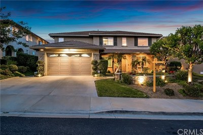 Chino Hills Single Family Home For Sale: 16851 Tamarind Court