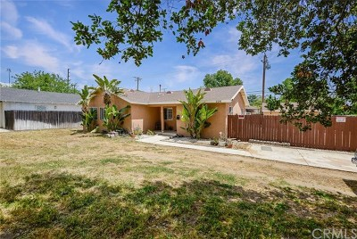 Upland Single Family Home For Sale: 226 S Campus Avenue