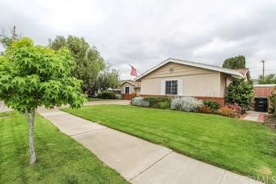 Orange Single Family Home For Sale: 3041 E Ruth Place