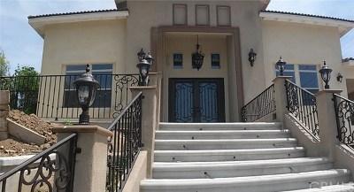 Yorba Linda Single Family Home For Sale: 4598 Avocado Avenue