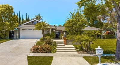 Fullerton Single Family Home For Sale: 1741 Sunset Lane