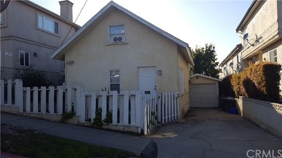 El Segundo Multi Family Home For Sale: 325 Sierra Street