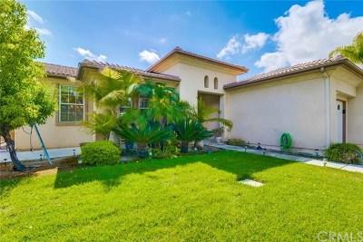 Corona Single Family Home For Sale: 4155 Inverness Drive